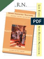 Spirit Anointed Teaching Seminar Guide Revised