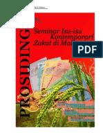 Seminar Zakat 2012