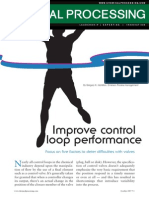 Improve Control Loop Performan