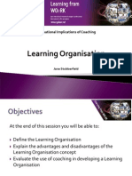 03 Learning Organisation
