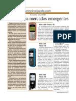 Nokia Mercados Emergentes