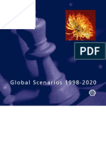 Shell Global Scenarios 1998 2020