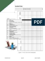 EOHSMS-02-C11_Rv 0 Gas Cutting Tool Checklist