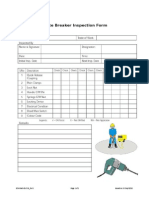 EOHSMS-02-C16_Rv 0 Monthly Concrete Breaker Inspection Form
