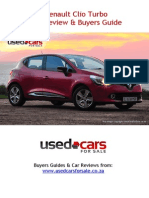 Renault Clio Turbo Car Review & Buyers Guide