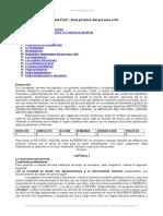 Graduate Facil Guia Practica Del Proceso Civil
