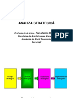 Analiza Strategica