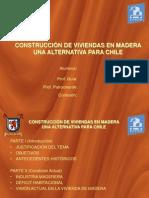 Vivienda en Madera en Chile