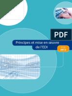 GS1 2012 Principes Et Mise en Oeuvre de l EDI