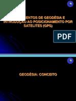 Geodesia e Gps 2013 PARTE01
