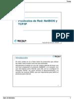 U05 Protocolos de Red- NetBIOS-TCP- 2012