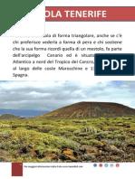 L'isola Tenerife