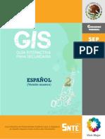 GIS 2do secundaria