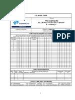 PR 59 911 CPG 001 Data Book e AsBuilt