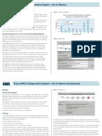 Cisco MPLS Diagnostics Expert