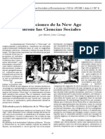 Carozzi Definiciones New Age UCA