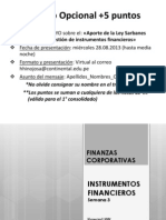 03 INSTRUMENTOS FINANCIEROS