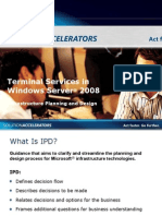IPD - Terminal Services