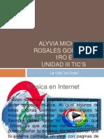 Alyvia Michelle Rosales Gonzalez.1E