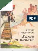 Sarea în bucate de Petre Ispirescu