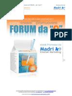 Come Creare e Promuovere Un Forum Da Zero 29.10.08 Ver.2