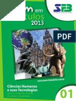 Enem Em Fasciculos Fasciculo 1 2013 Ciencias Humanas Farias Brito