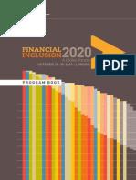 FI2020 Global Forum Program Book
