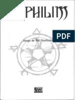 Nephilim - Juego de Rol