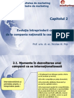 MK International - Capitolul 2
