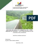 19-09-2012 Estudio de Impacto Ambiental Ex-post Carretera Mendez San Jose de Morona Concesionesydelegaciones