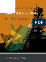 The Role of the SA State in Mining With Cover