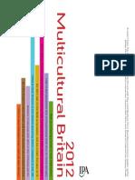 Multicultural Britain 2012 Mediareach Marketing Agency