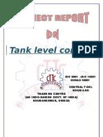 04 Tank Level Control