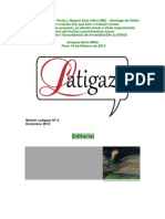 Boletín LATIGAZO 2
