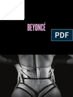 Digital Booklet - BEYONCÉ