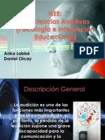 Presentacion Deficiencias Auditivas Ed Dif FINAL!!!!