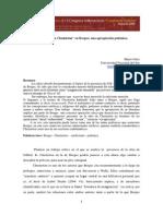Ortiz, Mario - La Operación Chesterton Borges y una apropiación polémica