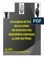 Cordier Presentation Alain Froment 12.12.2013