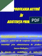 Imuno Profilaxia Activa