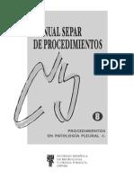 Manual Separ Procedimientos - Neumologia