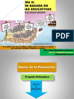 Planeación basada en competencias educativas