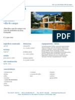 Casa de Campo en Venta en San Rafael Ibiza - € 1.290.000