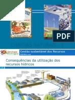 Powerpoint 2 - Gestão Sustentável de Recursos Hídricos