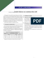 Nuevos Jornales de Const. Civil