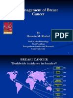 Management of Breast Cancer