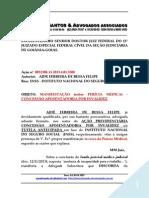 01- MANIFESTAÇAO AIDE PÓS PERÍCIA MÉDICA -PROTOCOLIZAR