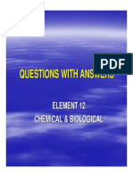 52586052 NEBOSH Questions 52 Chemical Biological