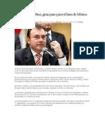 12-12-13 Reforma energética, gran paso para el bien de México