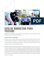 Guia de Marketing Para Youtube Latam