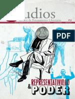 Estudios 2 Representatividad y Poder